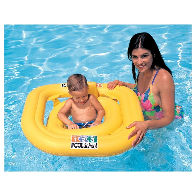 babysitz schwimmring pool school f r kinder bis 15 kg babyschwim. Black Bedroom Furniture Sets. Home Design Ideas